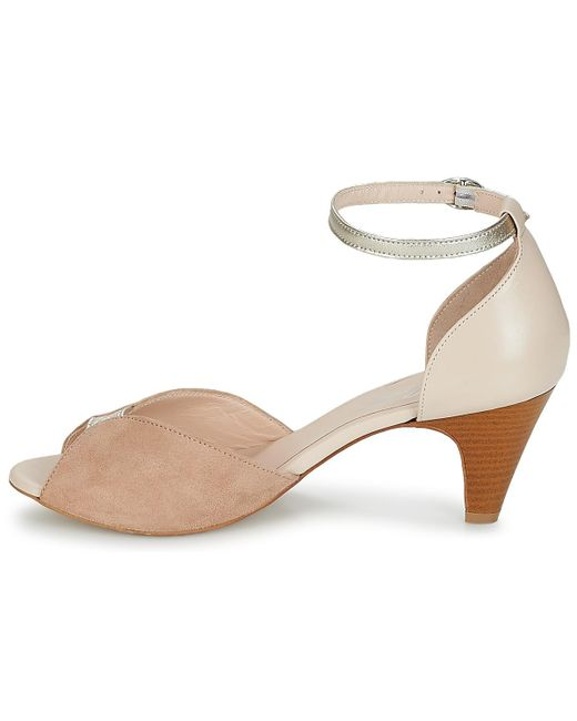 ... Betty London | Natural Ikibi Women's Sandals In Beige ...