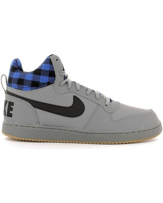Nike | Gray 844884 Sneakers Man Men's Walking Boots In Grey for Men | Lyst