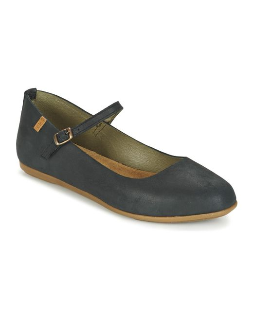 El Naturalista | Stella Women's Shoes (pumps / Ballerinas) In Black | Lyst