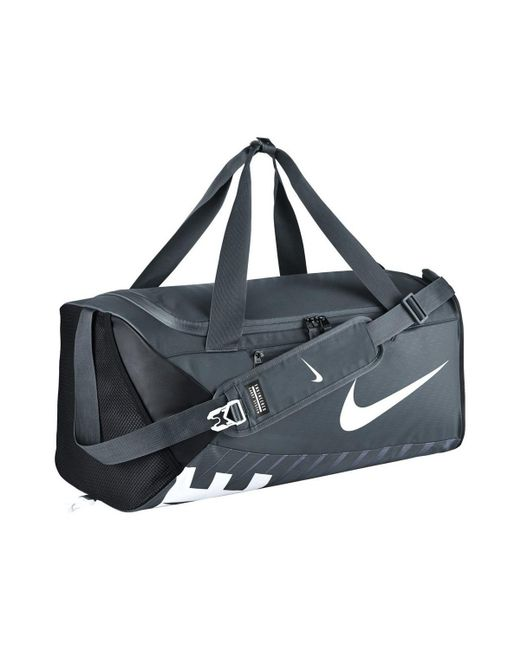 Nike | Alpha Adapt Crossbody Medium Men's Sports Bag In White for Men | Lyst
