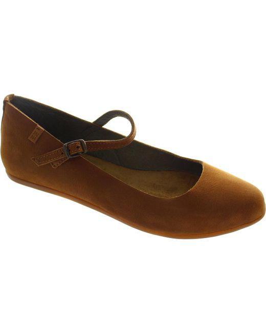 El Naturalista | Nd58 Women's Shoes (pumps / Ballerinas) In Brown | Lyst