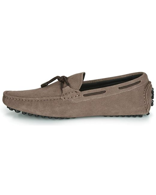 670739d376 ... Lyst Versace Jeans - Eoytbsp3 Men's Loafers / Casual Shoes In Brown for  Men ...