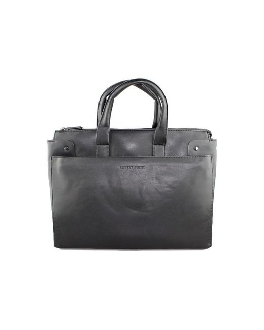Robert Pietri - Bolso Executive Men's Briefcase In Black for Men - Lyst