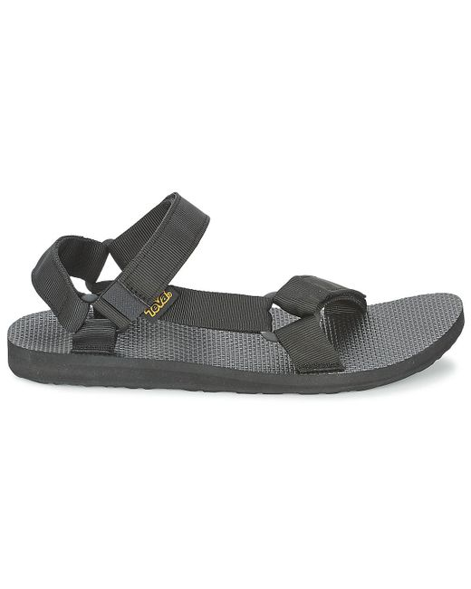 9a028dc37 Teva Original Universal - Urban Sandals in Black for Men - Save 19 ...