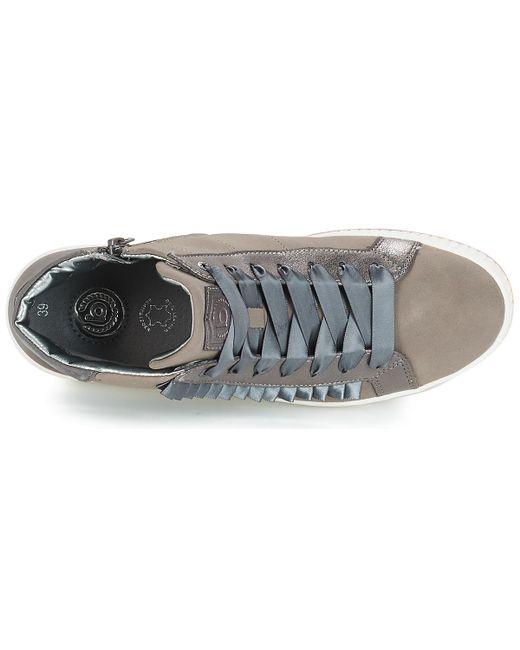 ... Bugatti - Gray Peeji Shoes (high-top Trainers) - Lyst ... 5f5b180c8d