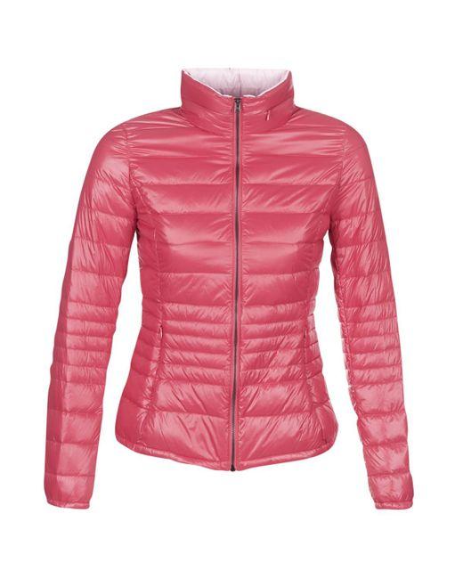 Benetton - Pink Malani Women's Jacket In Multicolour - Lyst