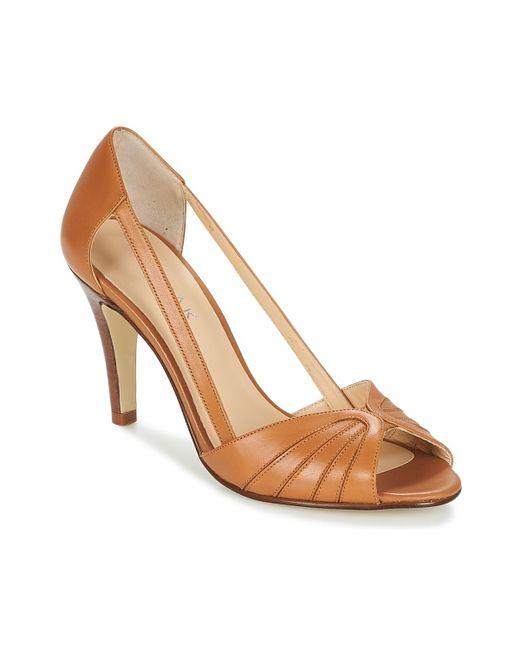 1d1beaac8eb32 Jonak Dagilo Brown In Sandals Women s xFnwB6HqZ