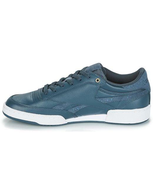 ... Reebok - Revenge Plus Mu Men s Shoes (trainers) In Blue for Men ... 838a1784e