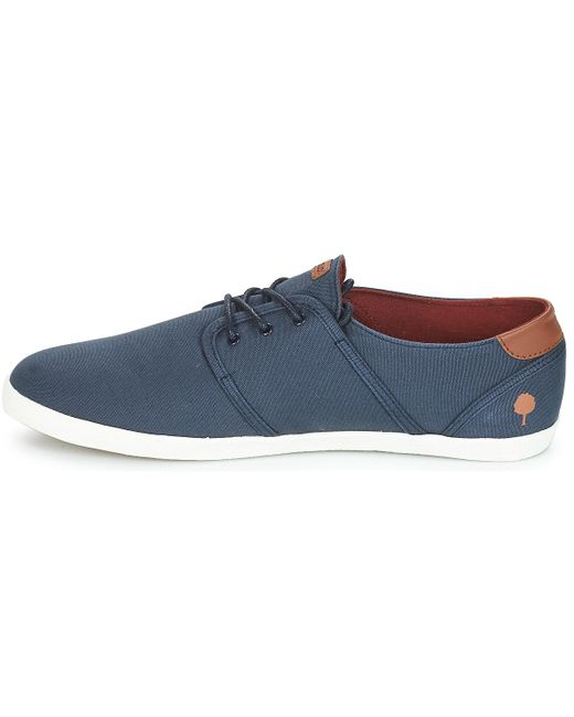 Men Rtxbosdhqc For Blue Faguo Cypress01 Shoestrainersin Men's ZiPukX