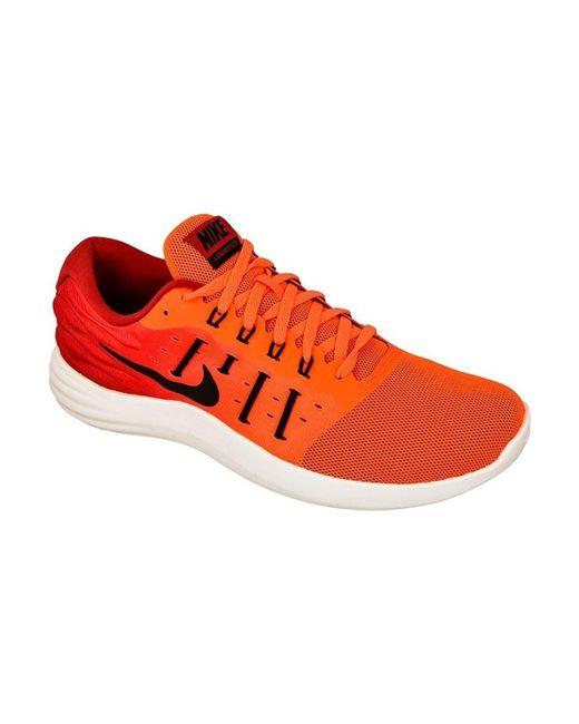 9ae61db3feae2 get nike lunarstelos mens orange yellow 5164f 52785