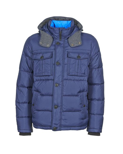 Tommy Hilfiger | New York Hdd Down Men's Jacket In Blue for Men | Lyst