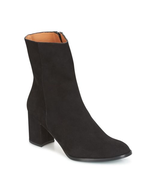 Emma Go - Kate Women's Low Ankle Boots In Black - Lyst