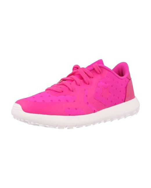 ... Converse - Thunderbolt Ultra Ox Women s Shoes (trainers) In Pink ... 9b829458d