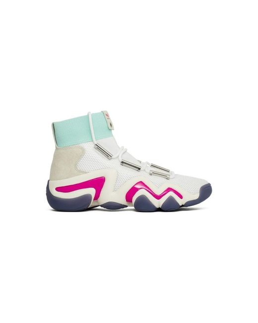 outlet store b141b 3777d Adidas - Consortium X Nice Kicks Crazy 8 Adv Mens Shoes (high-top Trainers  ...