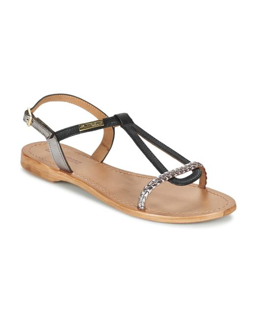 Les Tropéziennes Par M Belarbi - Hatress Women's Sandals In Black - Lyst