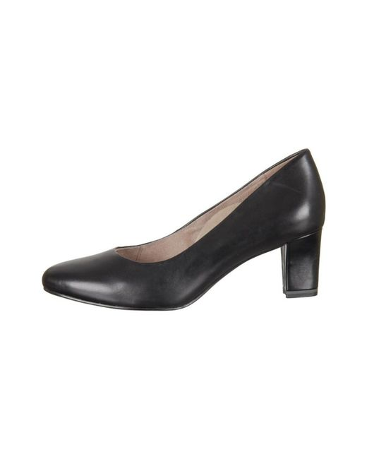 Tamaris Leder women's Court Shoes in New Fashion Style Of f3701