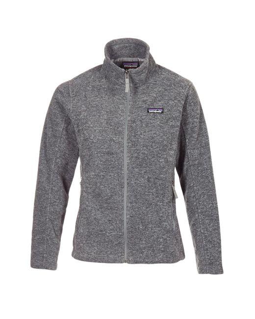 Patagonia | Gray Classic Synchilla Jacket Women's Fleece Jacket In Grey | Lyst