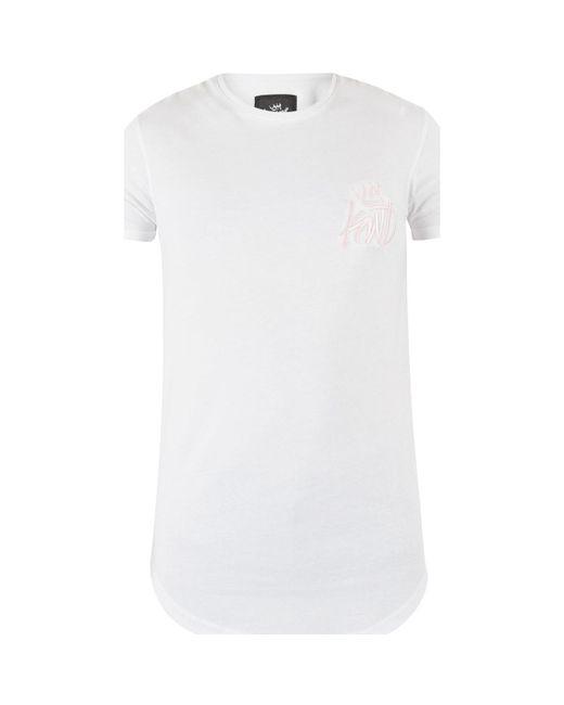 Kings Will Dream KOAMMACK TEE - Camiseta print - black 8FJZSL