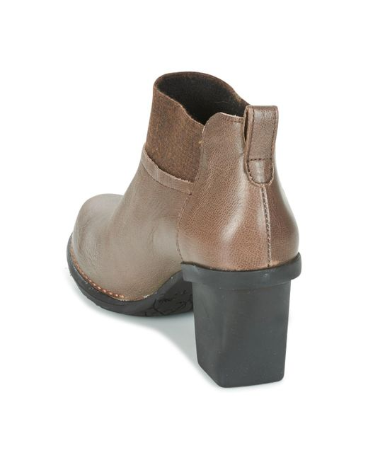 Online Shopping El Naturalista NECTAR women's Low Boots in Sale Shop Offer ILfVmjxUi