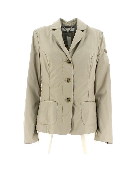Geox - Natural W5221g T2204 Jacket Women Mid Sand Women's Jacket In Beige - Lyst
