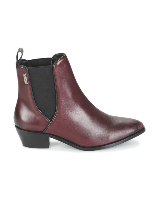 Clearance Cheap Online With Paypal Online Pepe Jeans DINA women's Low Ankle Boots in Cheap Cost me64Z