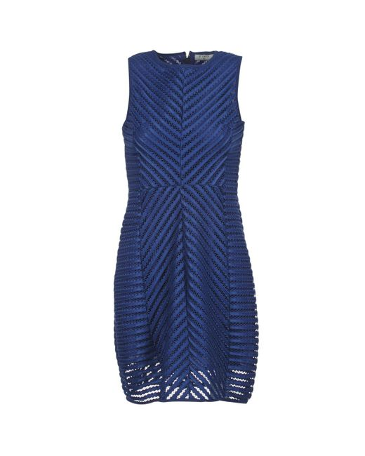 Betty London - Fagelle Women's Dress In Blue - Lyst