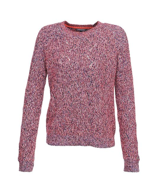 Tommy Hilfiger | Rubee Women's Sweater In Red | Lyst