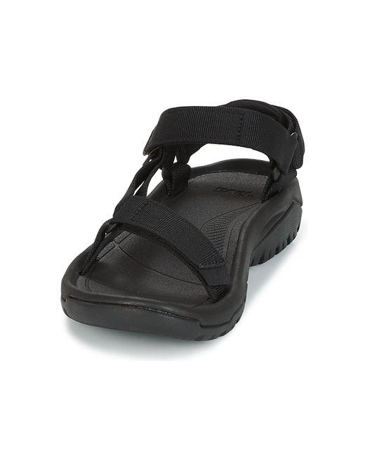 c95b7217b Teva Hurricane Xlt2 Women s Sandals In Black in Black - Lyst