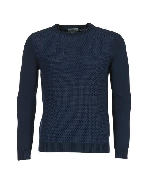 Chevignon | Pull U-bump Men's Sweater In Blue for Men | Lyst