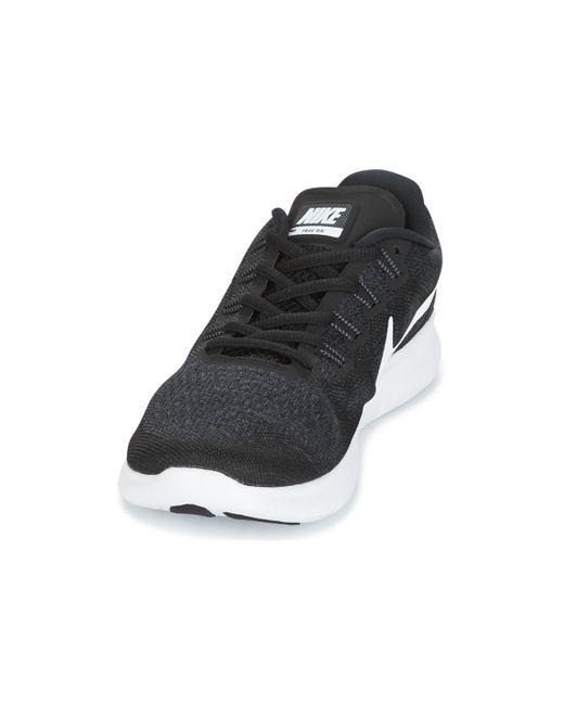 2779194e75947 ... Nike - Black Free Run 2017 W Running Trainers - Lyst ...