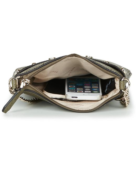 ... Lyst Guess - Coast To Coast Tourist Women s Pouch In Green for Men ... 957d1b5e931a3