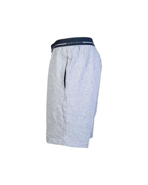 68d6d6c20 ... BOSS - Gray Shorts Model Quot;mix Amp; Match Shorts 50379158 Quo Men's  Shorts