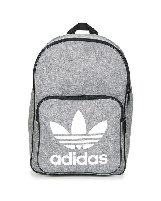 8d8f907c74 Adidas - Gray Bp Class Casual Men s Backpack In Grey for Men - Lyst ...