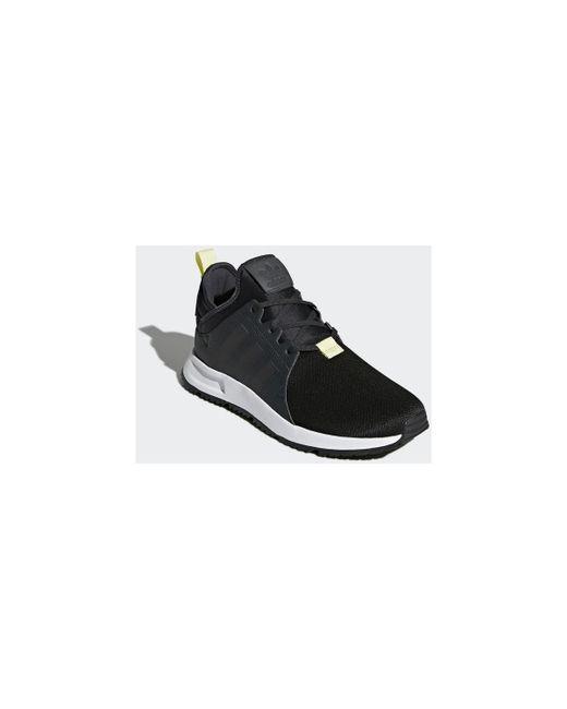 Adidas XPLR snkrboot hombre 's Mid botas en negro en negro para hombres Lyst
