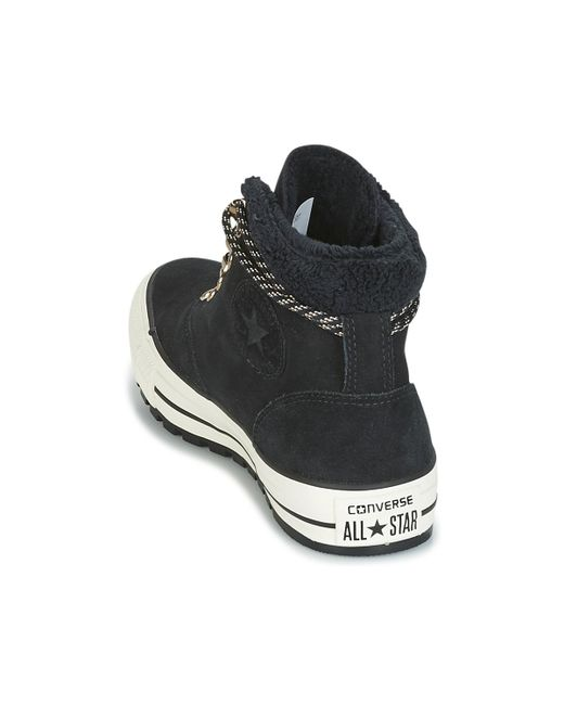 ... Converse - Chuck Taylor All Star Ember Boot Women's Shoes (high-top  Trainers) ...