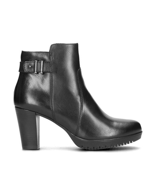 Tamaris Lorelai Women's Low Ankle Boots In Black Lyst