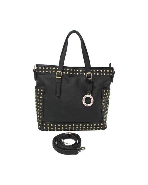 Loeds | Bolso Mujer Nina Polipiel Women's Handbags In Black | Lyst