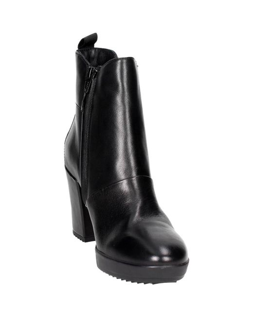 c6613e812f ... Stonefly - 107340 000 Ankle Boots With Heels Women Black Women s Low  Boots In Black ...