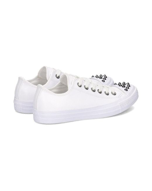 converse chuck taylor all star ox women s shoes trainers in white Images From the 1970 S Shoes converse chuck taylor all star ox women s shoes trainers in white