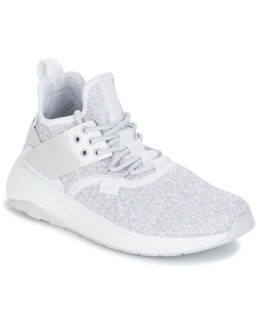 Palladium - Ax_eon Lace K Women's Shoes (trainers) In White - Lyst