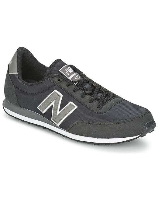 0d92030a8eefb New Balance U410 Men's Shoes (trainers) In Black in Black for Men - Lyst