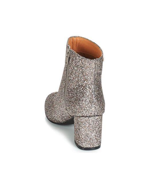 In Women's M Belarbi Clora Les Boots Ankle Par Grey Tropéziennes Low zBwWZq
