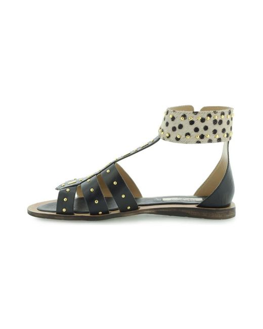 Pepe Jeans | Gayton Women's Sandals In Black | Lyst