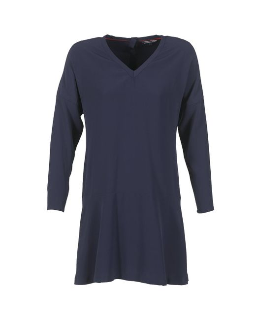 Tommy Hilfiger | Greta Women's Dress In Blue | Lyst