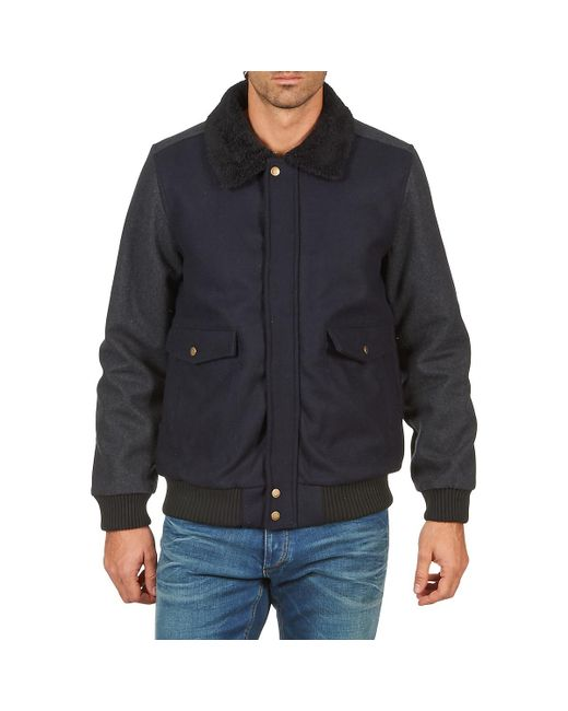 Kulte | Veste Carrie 101849 Anth Men's Jacket In Blue for Men | Lyst