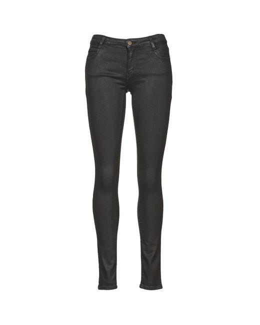 Acquaverde | Blake Women's Skinny Jeans In Black | Lyst