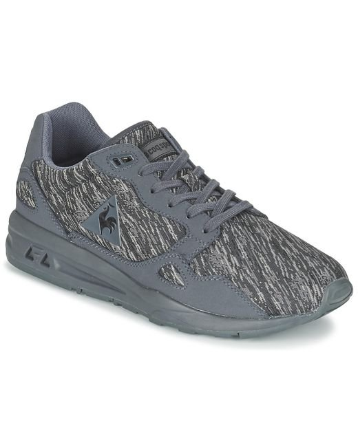 Le Coq Sportif | Gray Lcs R900 Interstellar Jacquard Men's Shoes (trainers) In Grey for Men | Lyst