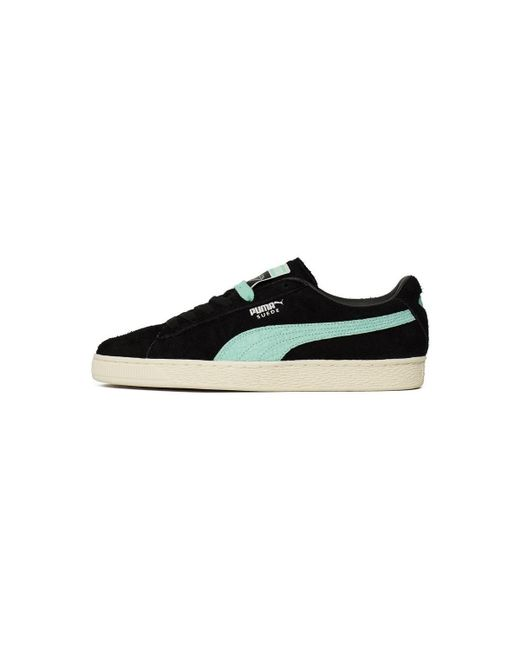 30a878c7f62 Puma Suede Diamond Men s Shoes (trainers) In Black in Black for Men ...