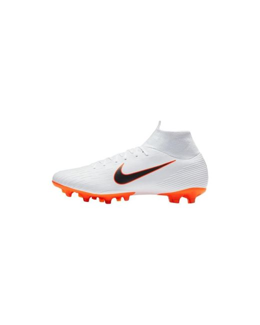 618eb6a5138db Nike Superfly 6 Pro Agpro Men s Football Boots In White in White for ...