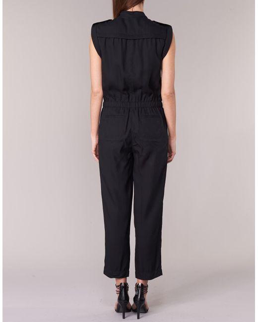 23731139d9 ... Armani Jeans - Black Foffia Jumpsuit - Lyst ...